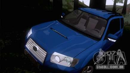 Subaru Forester 2.5XT 2005 para GTA San Andreas