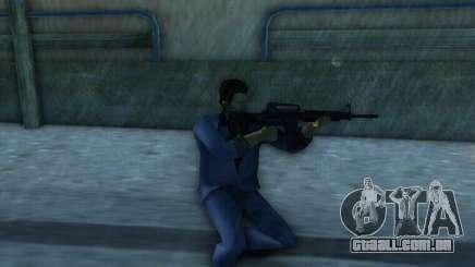 M4 da versão XBOX para GTA Vice City