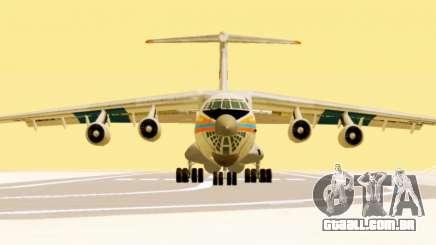 Il-76td EMERCOM da Rússia para GTA San Andreas