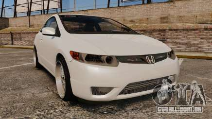 Honda Civic Si v2.0 para GTA 4