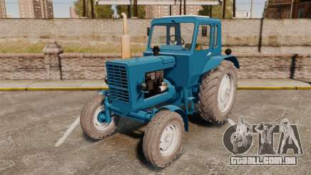 Trator MTZ-80 para GTA 4