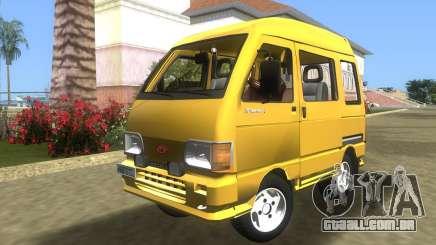 Kia Towner microvan para GTA Vice City