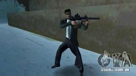Kriss Super V para GTA Vice City