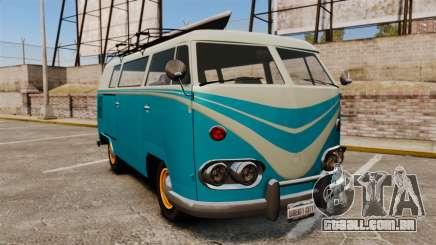 GTA V BF Surfer Burgerfahrzeug para GTA 4