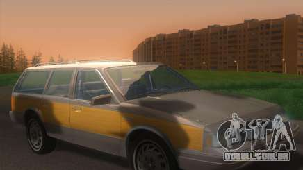 Oldsmobile Cutlass Ciera Cruiser para GTA San Andreas
