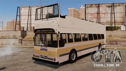 Autocarro turístico para GTA 4