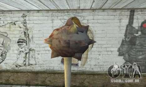 Spikes Hammer para GTA San Andreas segunda tela