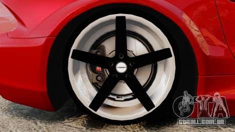 Mercedes-Benz SL65 AMG para GTA 4 vista de volta