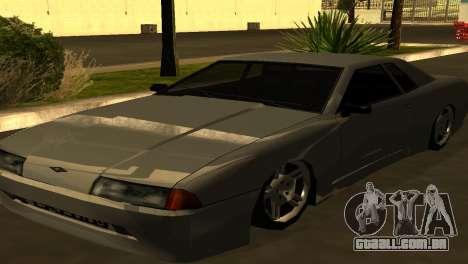 Elegy 280sx para as rodas de GTA San Andreas