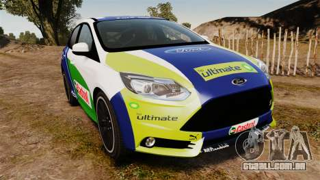Ford Focus ST Rally para GTA 4