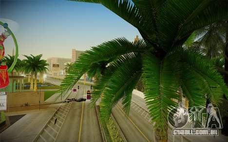 ENBSeries para PC fraco para GTA San Andreas sexta tela