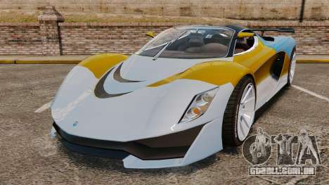 GTA V Grotti Turismo R para GTA 4