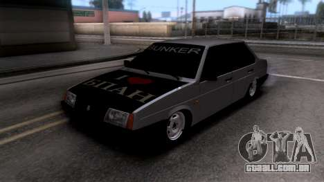 VAZ 21099 БПАN para GTA San Andreas