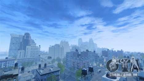 Clima de pólo norte para GTA 4 terceira tela