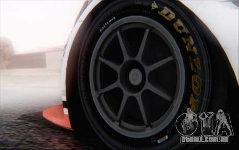 Holden Commodore para GTA San Andreas vista direita