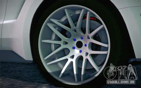 Ford Mustang 2013 - Need For Speed Movie Edition para GTA San Andreas vista direita
