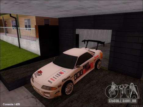 Nissan Skyline GTR R32 para GTA San Andreas
