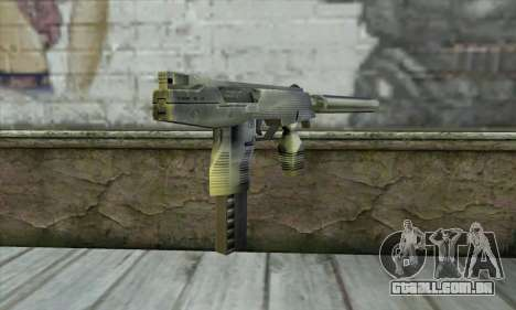 SMG из Counter Strike para GTA San Andreas segunda tela