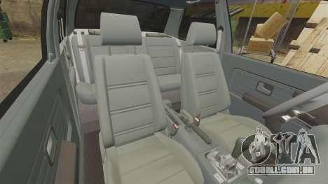 BMW M3 E30 para GTA 4 vista interior