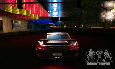 ENBSeries Exflection para GTA San Andreas nono tela