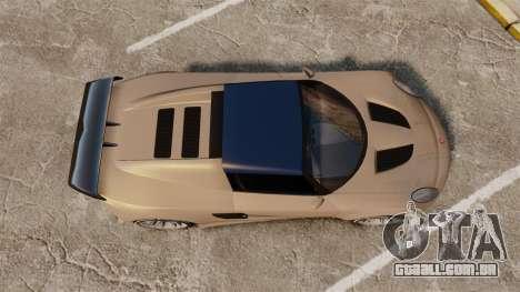 GTA V Coil Voltic para GTA 4 vista direita