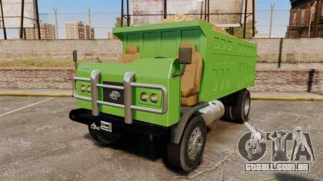 Si Buxiang Truck para GTA 4