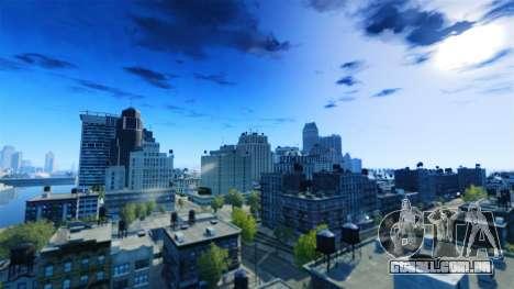 Clima de pólo norte para GTA 4