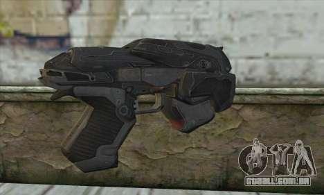 Pistola para GTA San Andreas segunda tela