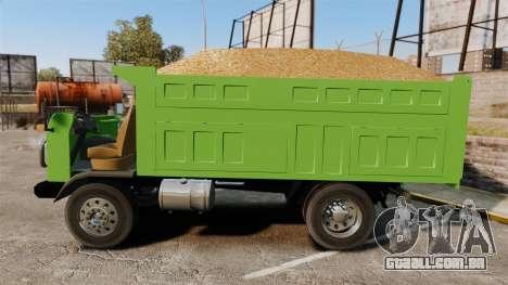 Si Buxiang Truck para GTA 4 esquerda vista