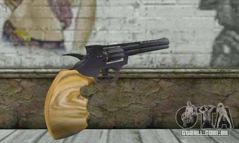 Black 44Magnum para GTA San Andreas segunda tela
