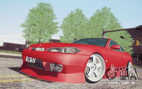 Nissan Silvia S15 BN Sports para GTA San Andreas