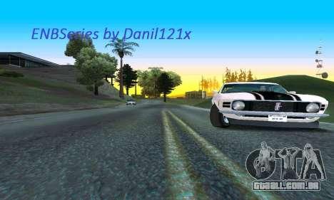 ENBseries para PC poderoso para GTA San Andreas
