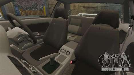 Nissan Onevia S13 [EPM] para GTA 4 vista superior