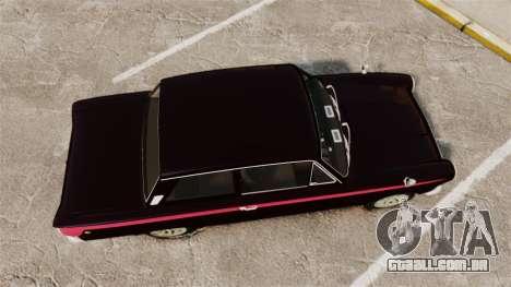 Lotus Cortina 1963 para GTA 4 vista direita