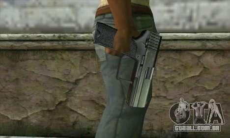Colt 45 из Postal 3 para GTA San Andreas terceira tela