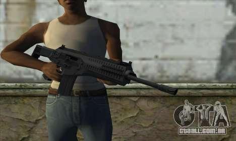 Beretta ARX 160 para GTA San Andreas terceira tela