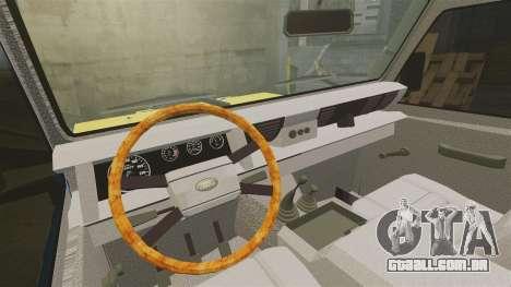 Land Rover Defender HM Coastguard [ELS] para GTA 4 vista de volta