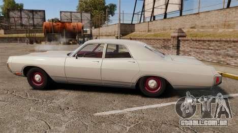 Dodge Polara 1971 para GTA 4 esquerda vista