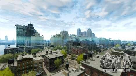 Tempo Em Paris para GTA 4 terceira tela