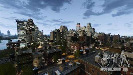 Meteorológica De Nova Iorque para GTA 4
