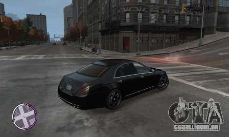 Enus Cognoscenti para GTA 4 vista direita