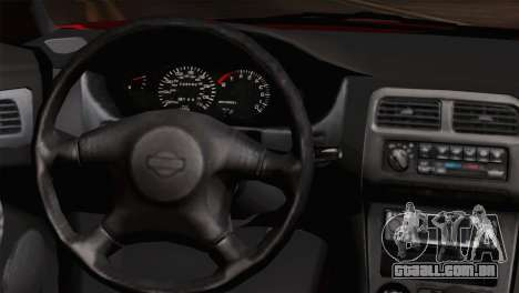 Nissan Silvia S14.5 para GTA San Andreas vista direita