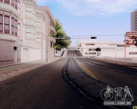 ENB HD CUDA 2014 v.3.5 Final para GTA San Andreas terceira tela