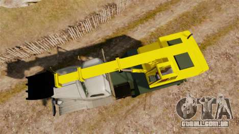 ZIL-157 GVK-32 para GTA 4 vista direita