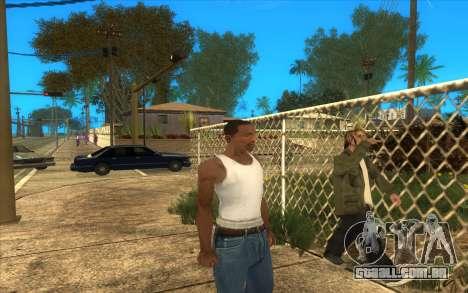 Barbecue para GTA San Andreas sexta tela