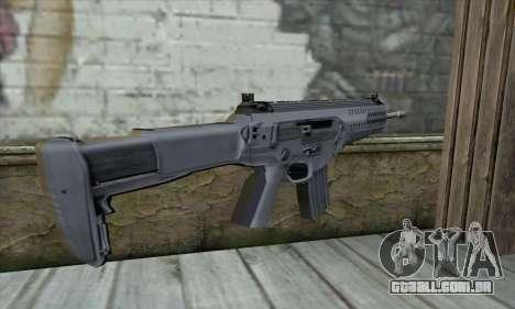 Beretta ARX 160 para GTA San Andreas segunda tela
