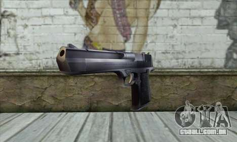 Desert Eagle из Counter Strike para GTA San Andreas