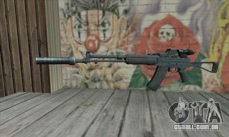 Aek-971 para GTA San Andreas