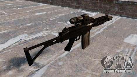 Espingarda automática DSA FN FAL para GTA 4 segundo screenshot