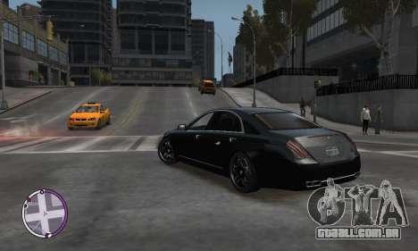 Enus Cognoscenti para GTA 4 vista interior